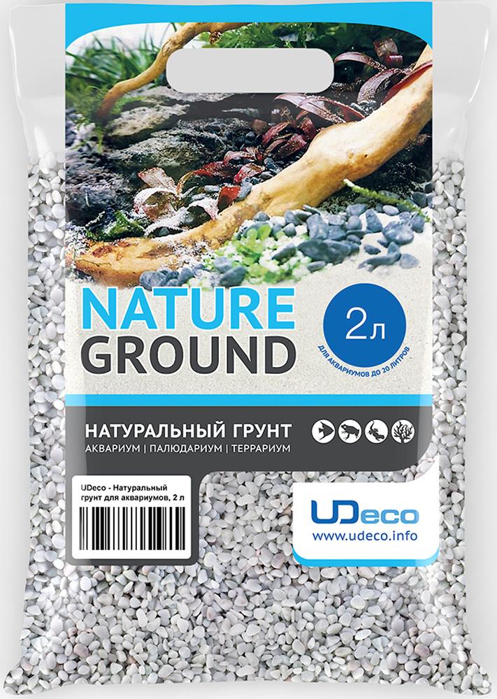 Грунт для аквариума UDeco Белый гравий, натуральный, 3-5 мм, 2 лUDC420152Натуральный грунт UDeco Белый гравийпредназначен специально для оформления аквариумов,палюдариумов и террариумов. Изделие готово кприменению. Грунт UDeco порадует начинающих любителейприроды и самых придирчивых дизайнеров, стремящихсяк созданию нового, оригинального. Такая декорацияпридутся по вкусу и обитателям аквариумов итеррариумов, которые ещё больше приблизятся кприродной среде обитания. Необходимое количество грунта рассчитывается по формуле: длина аквариума х ширина аквариума х толщина слоя грунта.Предназначен для аквариумов от 25 литров.Фракция: 3-5 мм. Объем: 2 л.