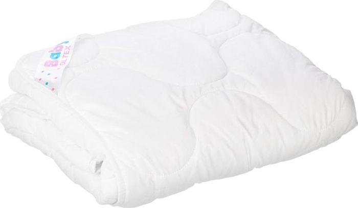 OL-Tex Одеяло детское Baby цвет белый 110 х 140 смБХМ-11-2Одеяло детское Ol-tex BABY. Облегченное одеяло оформлено фигурной стежкой и окантовано по краю. Стежка равномерно удерживает наполнитель в чехле, а окантовка сохраняет форму изделия.Чехол одеяла выполнен из микрофибры (100% ПЭ). Наполнитель - волокно Холфитекс. Основные свойства наполнителя:- гиппоаллергенный,- особая мягкость и легкость, - отличные терморегулирующие свойства, - практичность и легкий уход.
