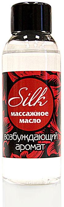 Биоритм Массажное масло Silk, 50 мл
