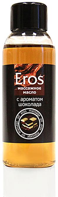 Биоритм Масло массажное EROS FANTASY с ароматом шоколада, 50 мл bioritm eros 50мл массажное масло с ароматом земляники