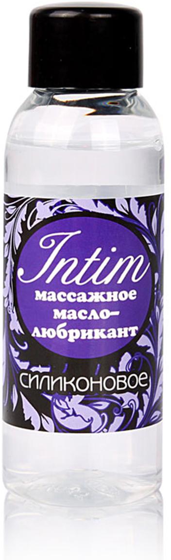 Биоритм Масло-любрикант INTIM SILICON массажное 2 в 1 флакон, 50 мл bioritm intim 50 мл массажное масло любрикант