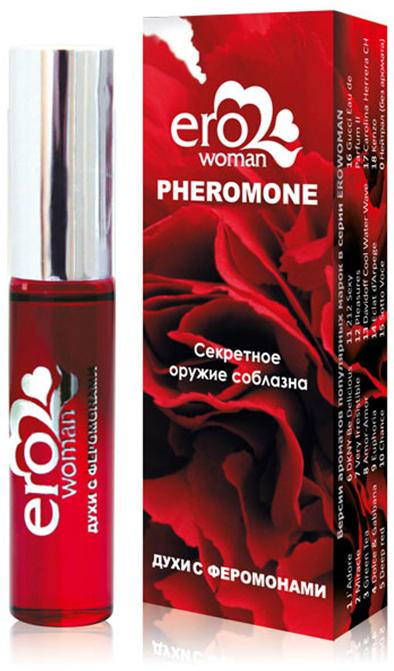 Биоритм Женские духи Erowoman №2 с феромонами, 10 мл цены онлайн