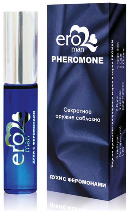 Биоритм Мужские духи Eroman №1 с феромонами, 10 млLB-17101Встречайте десертную коллекцию духов с феромонами. Они сочетают в себе абсолютно научное воплощение идеи магического привораживающего эликсира. Незаметная нотка феромона в парфюмерном аромате вызывает неосознанное влечение, открывает потайной путь к сердцу партнера, пробуждая волнующие токи чувственности и любви.Духи с феромонами Eroman №1 подчеркнут мужскую индивидуальность, дополнят созданный вами образ. Этот парфюм поможет привлечь внимание противоположного пола, полностью расположить к себе женщину. Одним из преимуществ духов является отсутствие в их составе спирта. Все композиции на основе оригинального патентованного сырья от ведущих европейских производителей.