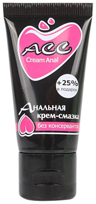 Биоритм Крем-смазка Creamanal АСС анальная силиконовая, 25 г