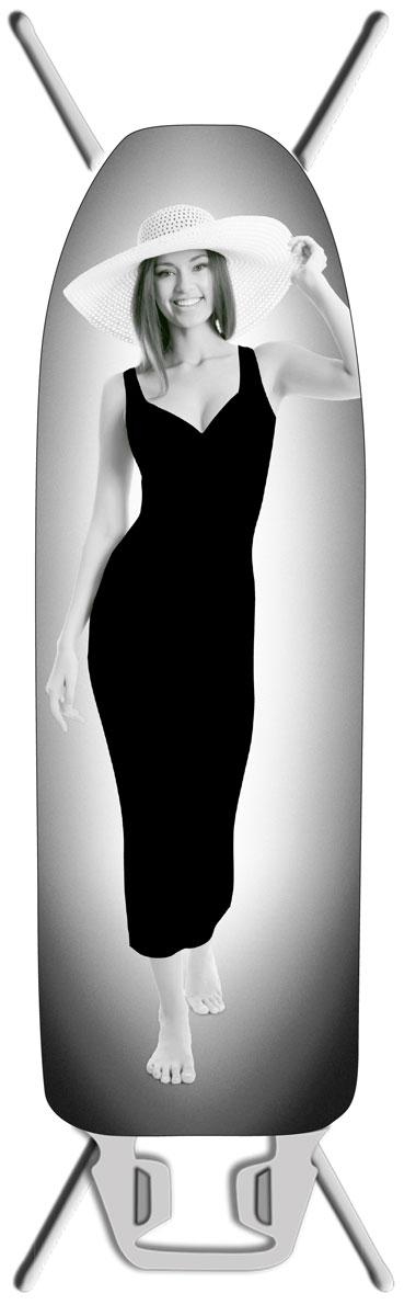 Чехол для гладильной доски Eva  Girl , с терморисунком, 145 х 46 см -  Гладильные доски