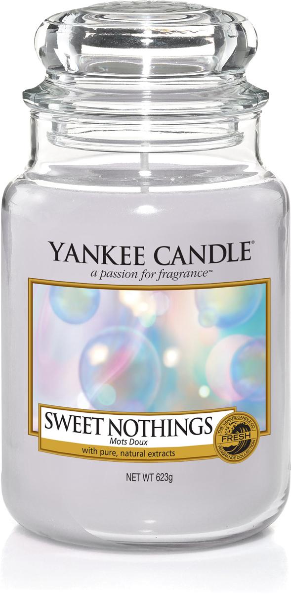 Свеча ароматизированная Yankee Candle Сладость, 623 г декоративная фигурка мишка теннисист высота 11 см 29381