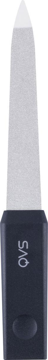 QVS Компактная пилка с сапфировым напылением. 82-10-1661 пилки для ногтей zinger пилка тонкая с алмазным напылением
