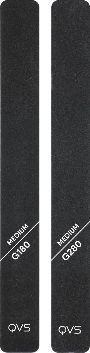 QVS Пилки для ногтей, 2 шт. 82-10-1664 qvs пилки для ногтей с гибким основанием 2 шт 82 10 1751