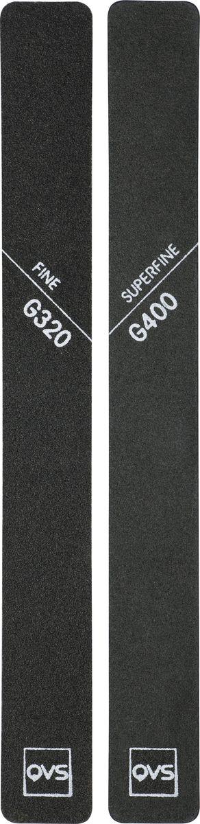 QVS Пилки для ногтей, 2 шт. 82-10-1665 qvs пилки для ногтей с гибким основанием 2 шт 82 10 1751