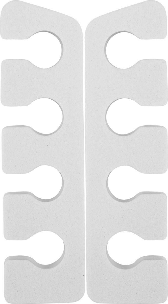 QVS Разделители пальцев для педикюра. 82-10-1677 runail разделители для пальцев ног розовые 10 мм