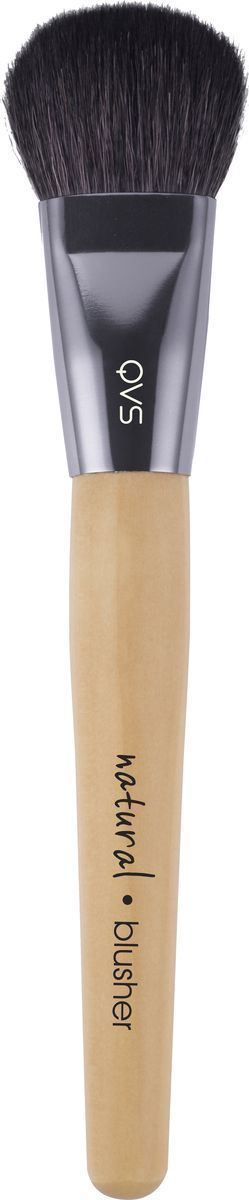 QVS Кисть для румян. 82-10-1681 qvs зеркало для макияжа с 10 кратным увеличением 82 10 1733