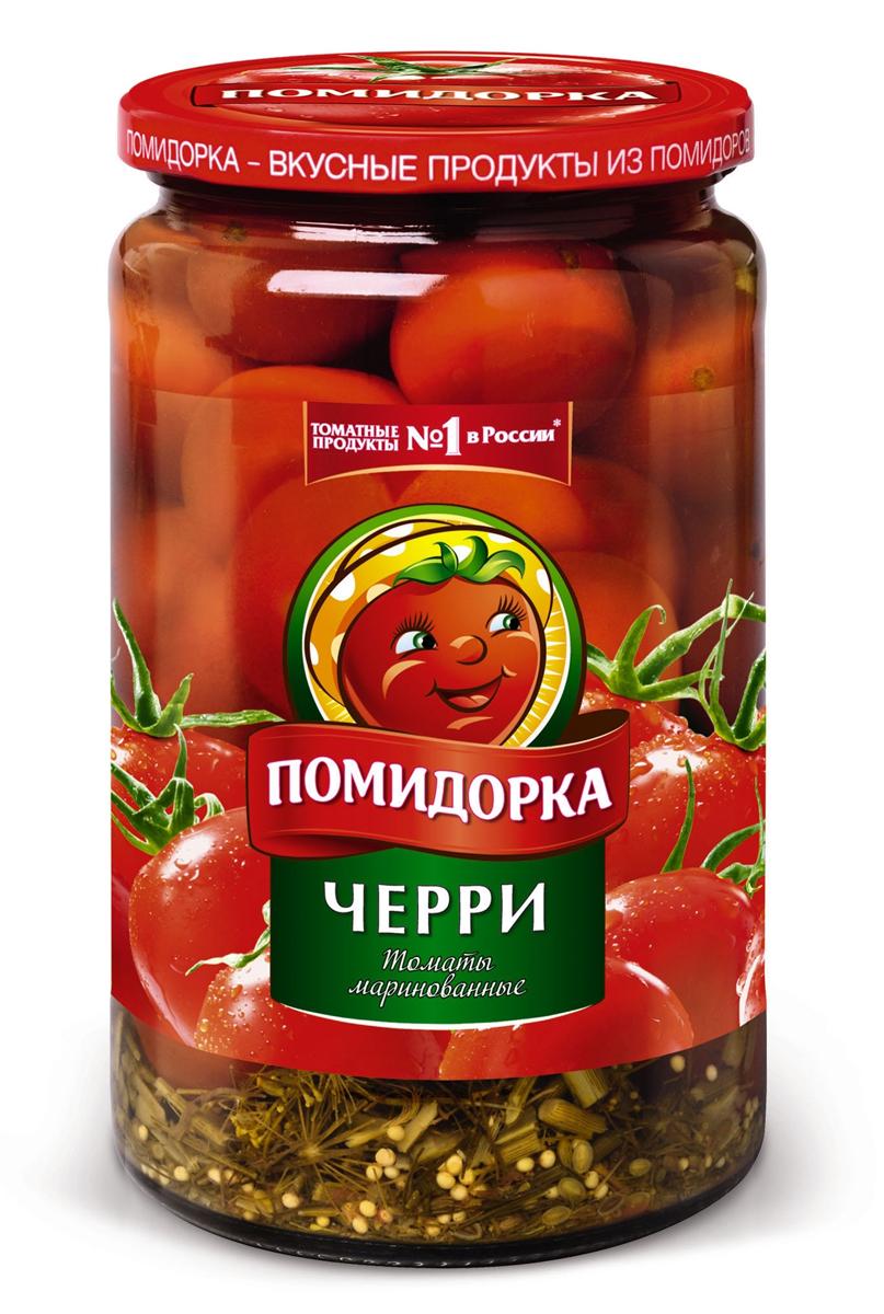 Помидорка Томаты черри, 720 мл томатная паста помидорка 250мл