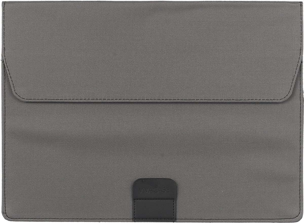 Vivacase Business, Grey чехол для MacBook Air 12