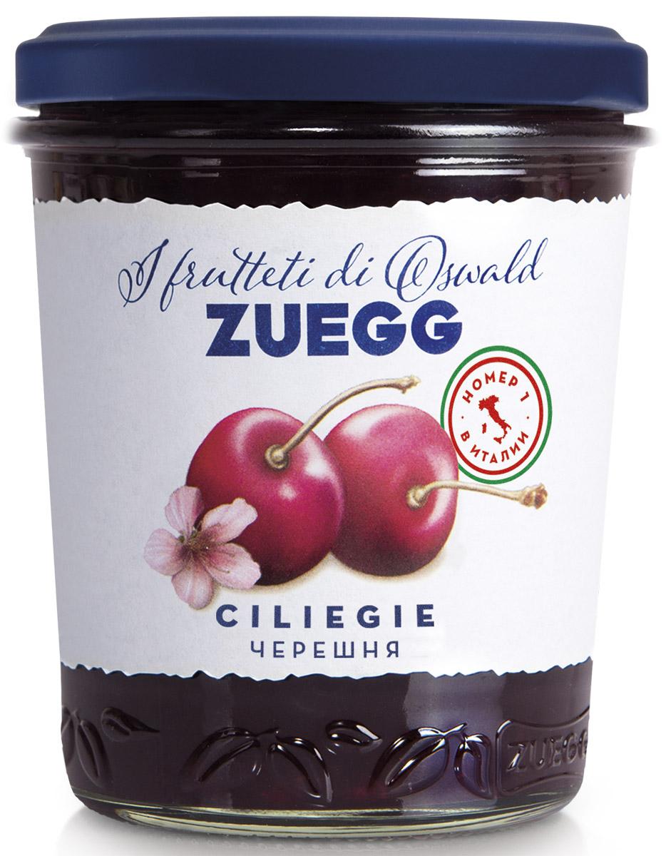 Zuegg Черешня конфитюр, 320 г конфитюр zuegg экстра абрикос 320г