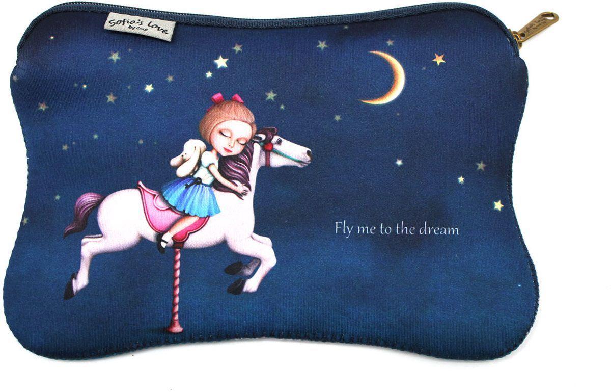 все цены на Еж-стайл Пенал-косметичка Sofia Fly Me To The Dream в интернете