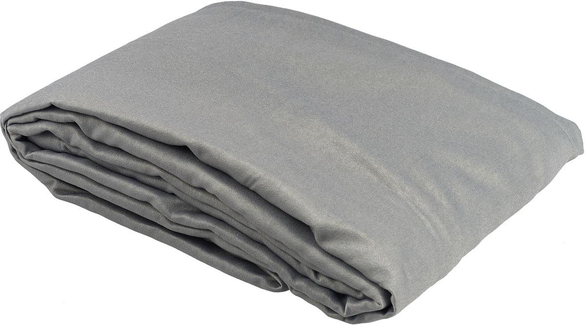 """Портьера """"Amore Mio"""" - плотная, мягкая, ворсистая ткань - софт, с деликатным сатиновым  блеском. Эти портьеры будут идеальным  решением для спальни. Изготовлены из 100% полиэстера.   Полиэстер - вид ткани, состоящий из полиэфирных волокон. Ткани из полиэстера  легкие, прочные и износостойкие. Такие изделия не требуют специального  ухода, не пылятся и почти не мнутся. Крепление к карнизу осуществляется при помощи вшитой шторной ленты."""