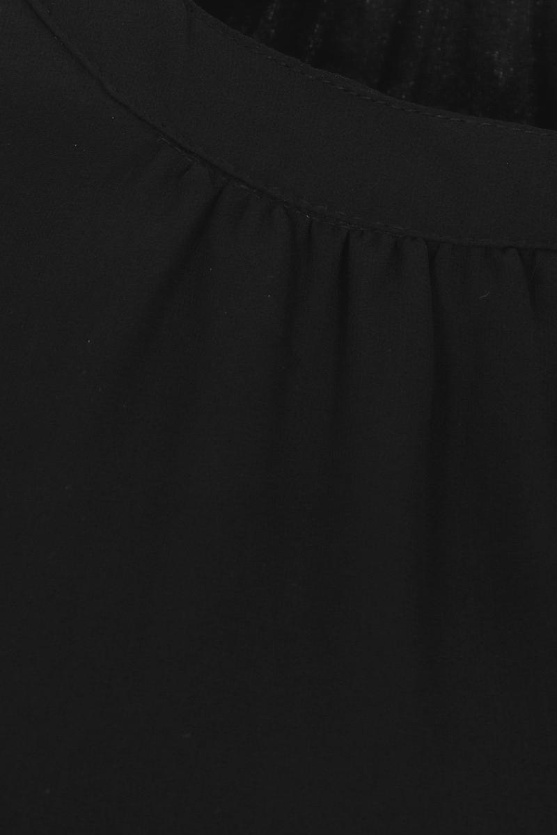 Платье Only, цвет:  черный.  15153752.  Размер 38 (44)