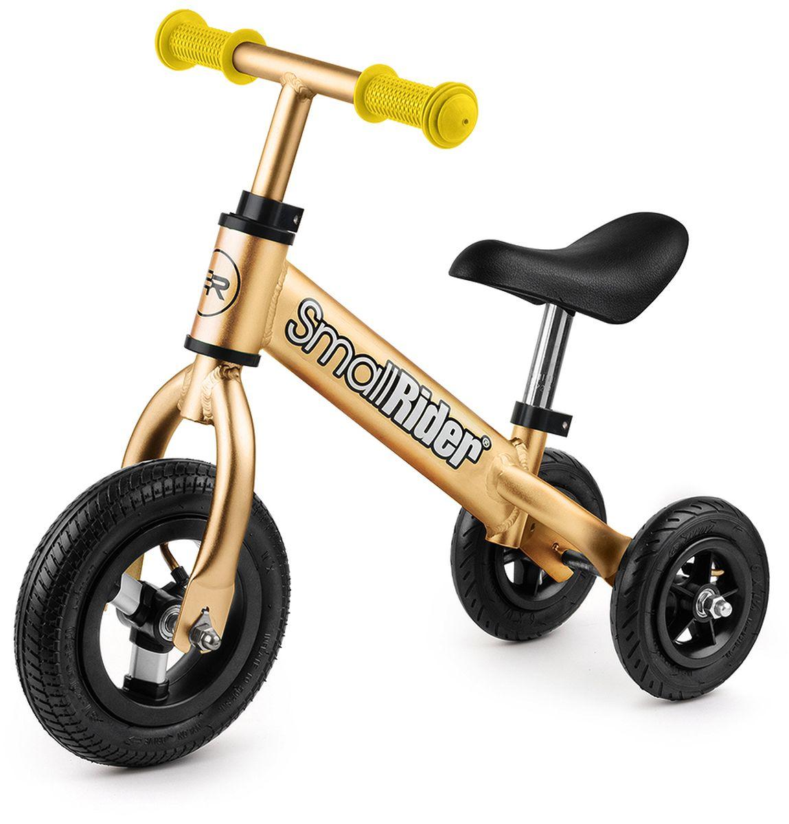 Small Rider Беговел-каталка для малышей Jimmy цвет золотой