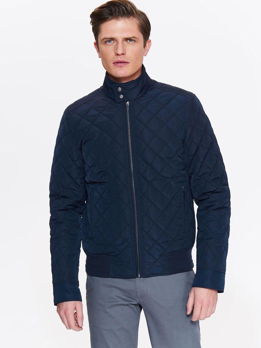 Куртка мужская Top Secret, цвет: темно-синий. SKU0853GR. Размер XXL (52) prada утепленная куртка на молнии