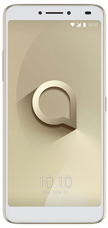 Смартфон Alcatel 5099D 3V, Gold