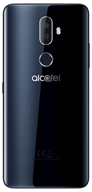 Alcatel 5099D 3V, Black Alcatel