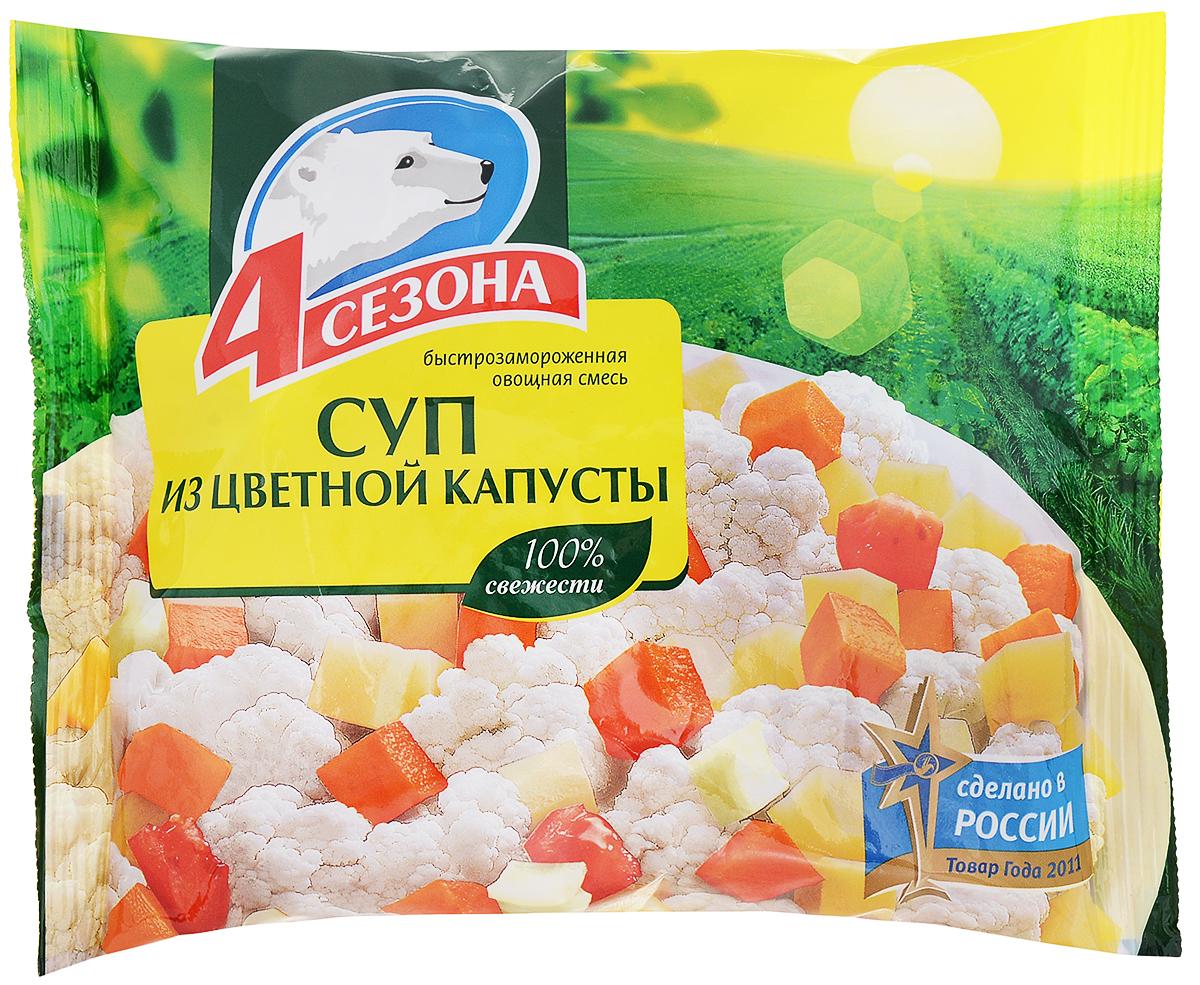4 Сезона Суп из цветной капусты, 400 г