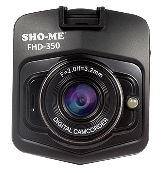 Sho-Me FHD-350 видеорегистратор