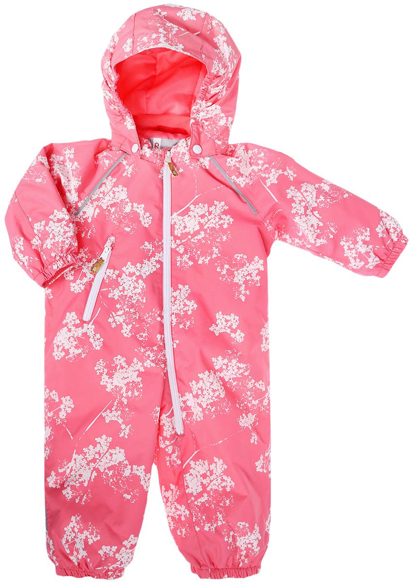 Комбинезон детский Reima, цвет: розовый. 510284R3295. Размер 86