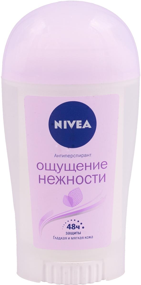 """NIVEA Антиперспирант стик """"Ощущение нежности"""" 40 мл"""