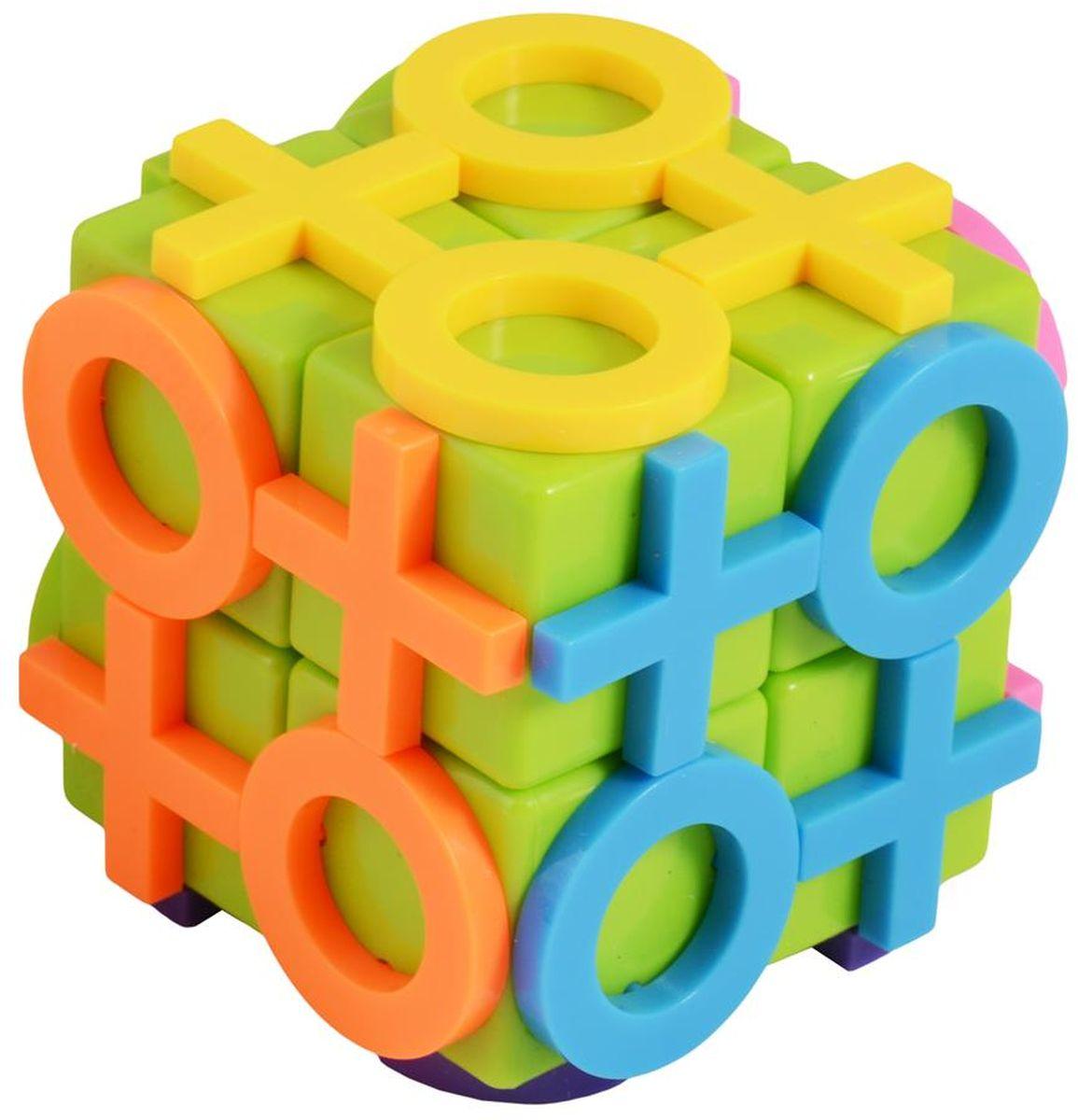 Карамба Головоломка Кубик Крестики-нолики