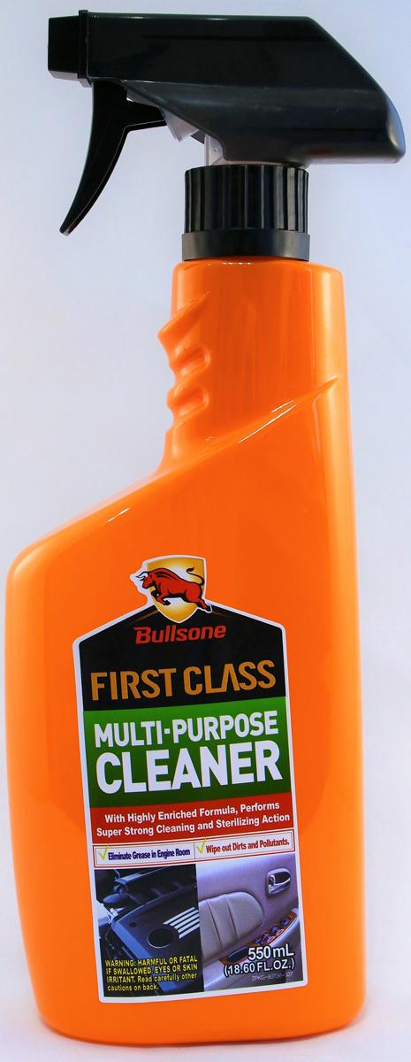 """Очиститель многофункциональный Bullsone """"Multi Purpose Cleaner"""", 550 мл"""
