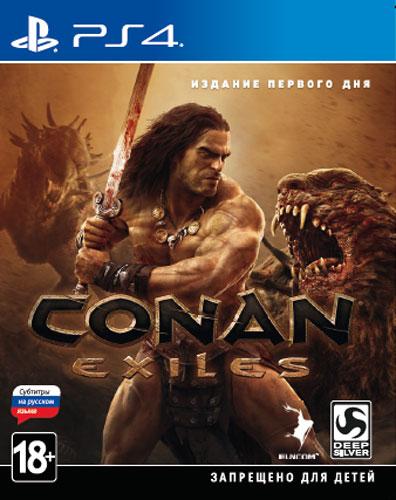 Conan Exiles. Издание первого дня (PS4), FunCom