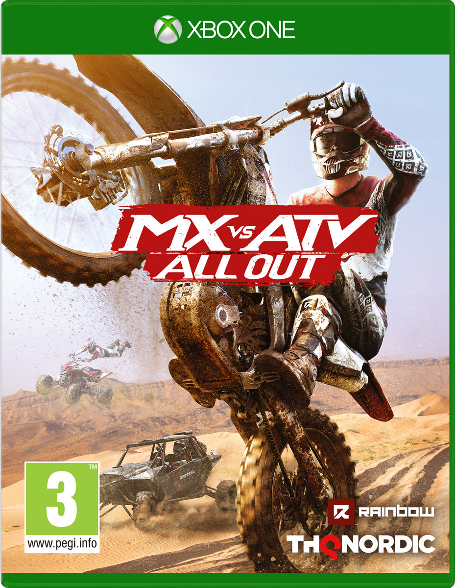 Zakazat.ru MX vs ATV All Out (Xbox One)