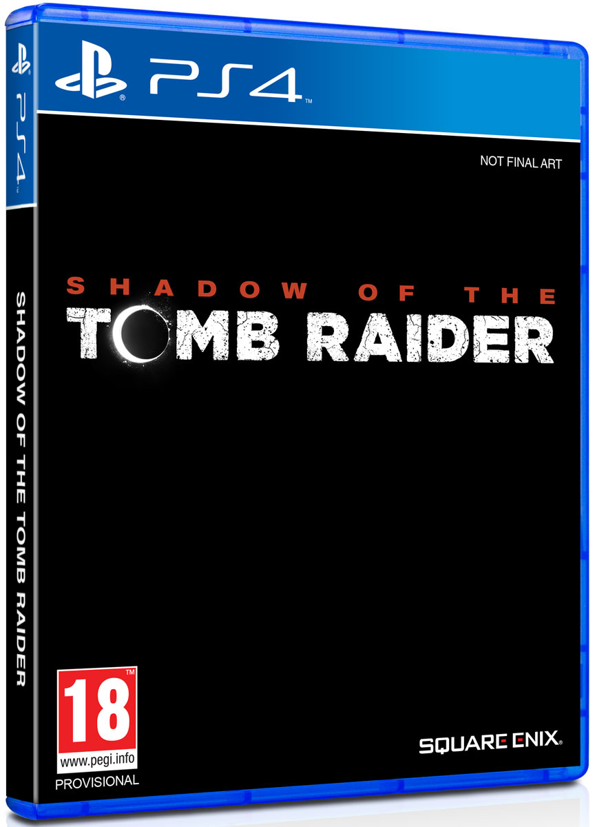 Zakazat.ru Shadow of the Tomb Raider (PS4)