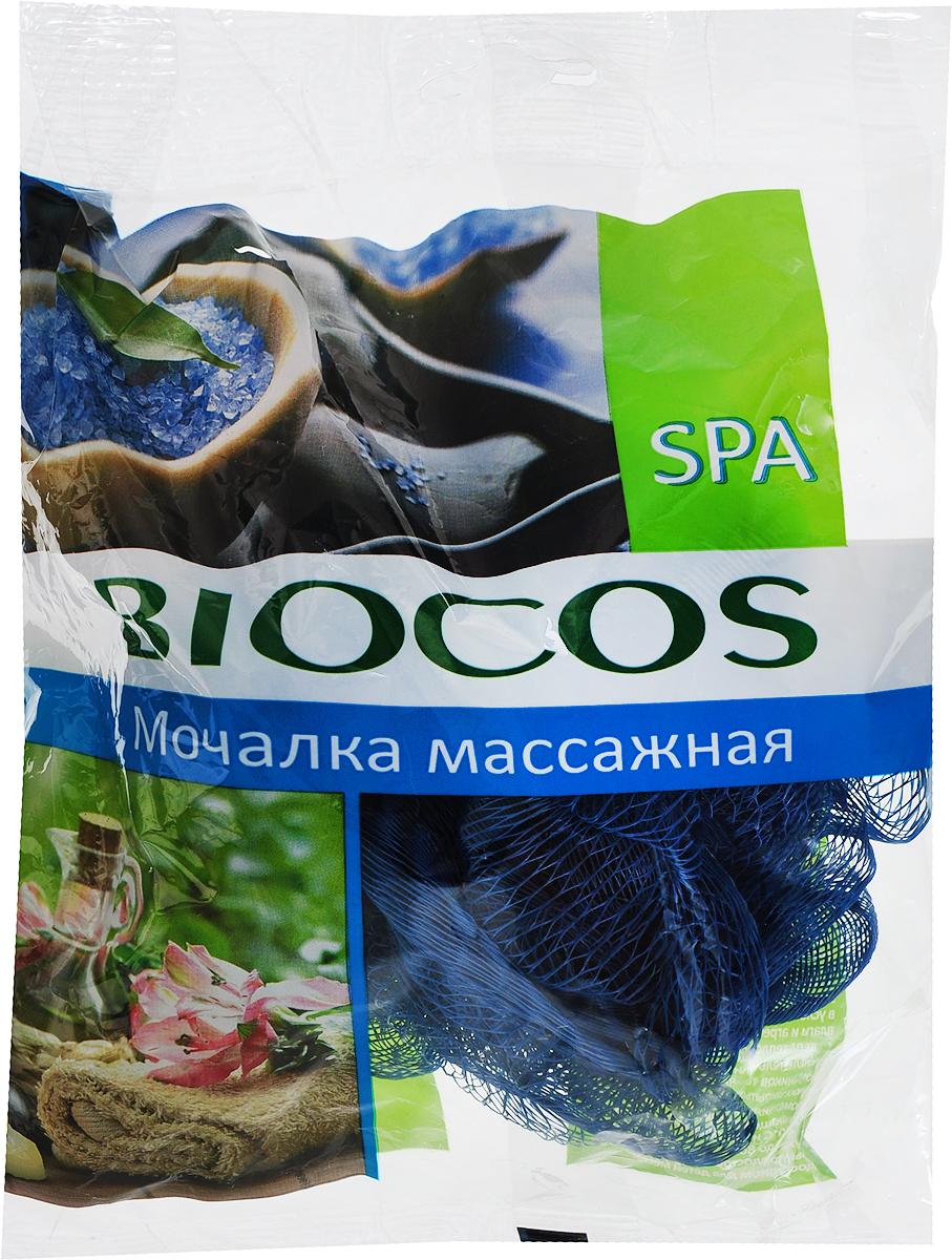 BioCos Мочалка массажная для тела Spa, цвет: темно-синий14498_темно-синийМассажная мочалка для тела BioCos Spa идеально подходит для повышения тонуса и легкого пилинга вашей кожи. Регулярное использование мочалки улучшает кровообращение, повышает тонус кожи и способствует повышению ее эластичности. Мочалка превосходно пенится и может использоваться с любыми видами моющих средств для тела. Рекомендации по применению: перед первым применением мочалку рекомендуется промыть в воде. После использования ее необходимо тщательно прополоскать и просушить.