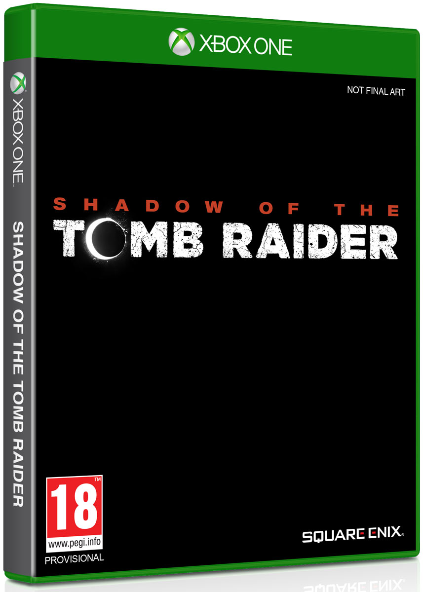 Shadow of the Tomb Raider (Xbox One) видеоигра для ps4 rise of the tomb raider