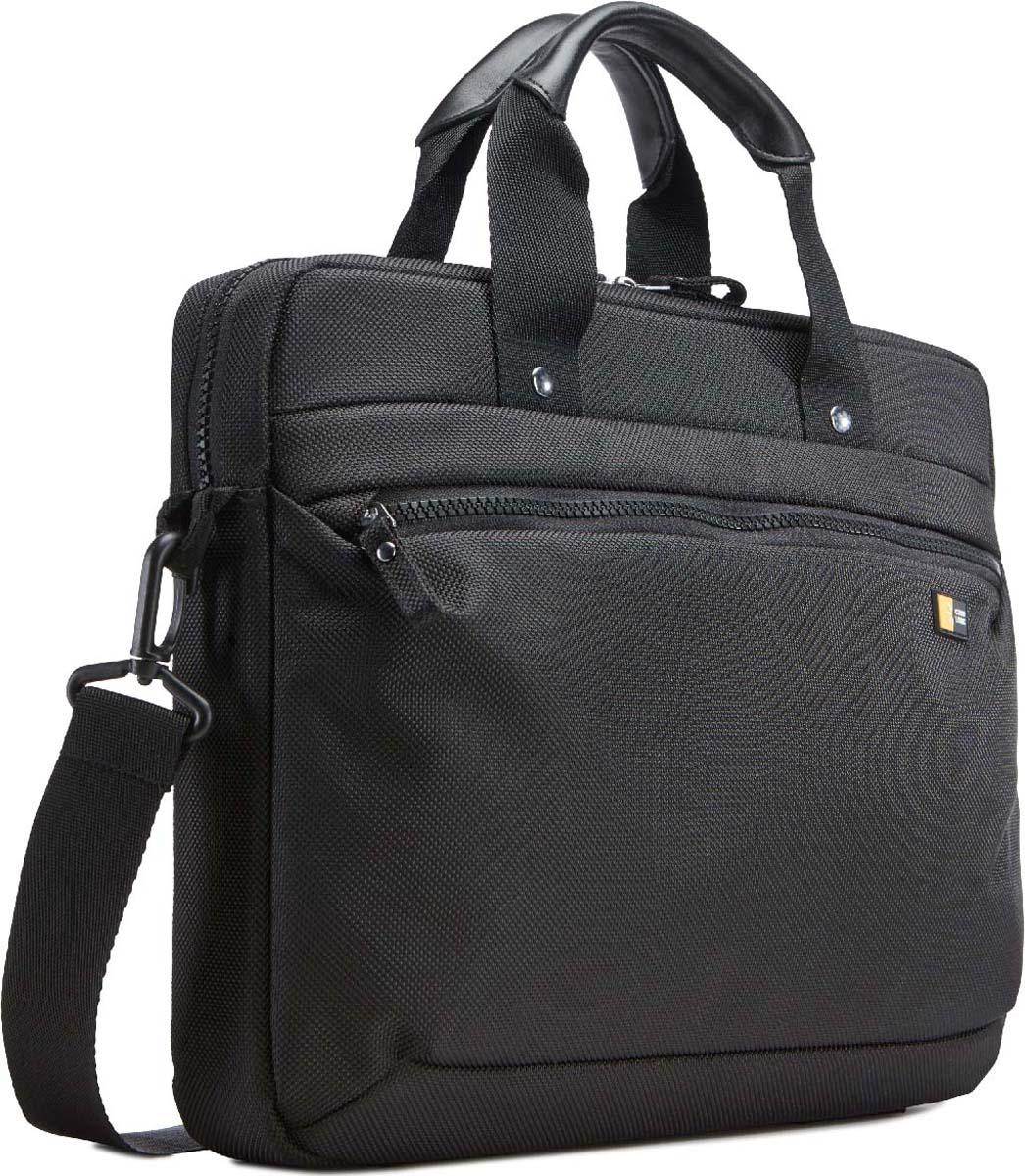 Case Logic Bryker Attache Black, сумка для ноутбука 13,3