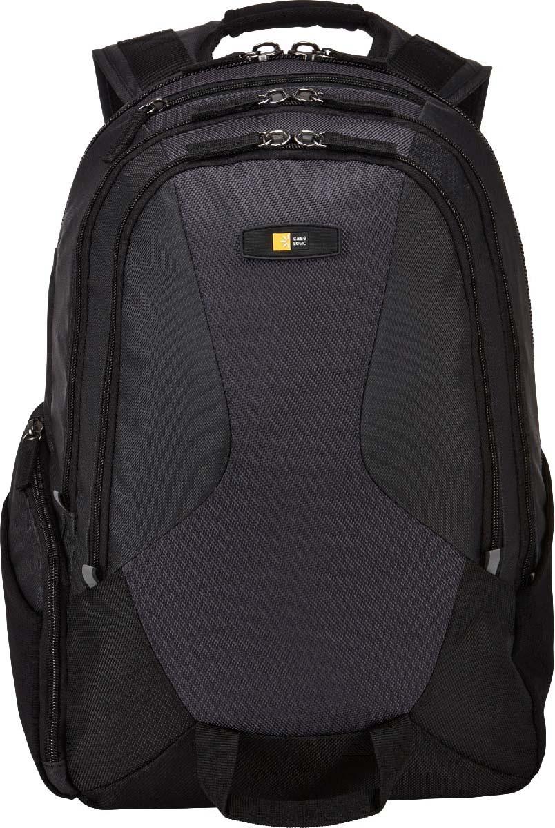 Case Logic InTransit RBP-414 Black, рюкзак для ноутбука 14,1RBP-414 BLACKЕсли Вы хотите всегда иметь под рукой самое необходимое, не ограничиваясь ноутбуком, то эта модель подойдет для Вас лучше других. Компактный, но вместительный рюкзак, позволит взять с собой документы и книги, имеется футляр для планшета, панель-органайзер для важных мелочей - всё это удобно распределяется по внутреннему пространству, обеспечивая быстрый доступ.Уплотненное мягкое отделение для ноутбука с диагональю экрана до 14,1; Мягкий футляр для iPad или планшета 10,1; Карман на молнии с плисовой подкладкой обеспечивает быстрый доступ к телефону; Надежный потайной карман на поясе с мягкой сетчатой подкладкой защитит ценные вещи; Панель-органайзер с накладными карманами, петлями для ручек, ключей и карманом на молнии; Мягкая задняя панель и наплечные ремни обеспечивают комфорт при переноске; Отражающие элементы для безопасных поездок на велосипеде или самокате; Боковые карманы обеспечивают быстрый доступ к бутылкам с водой, зарядным устройствам и другим небольшим предметам; В комплекте несколько ручек; Большое основное отделение позволяет хранить Ваше снаряжение отдельно от электроники.