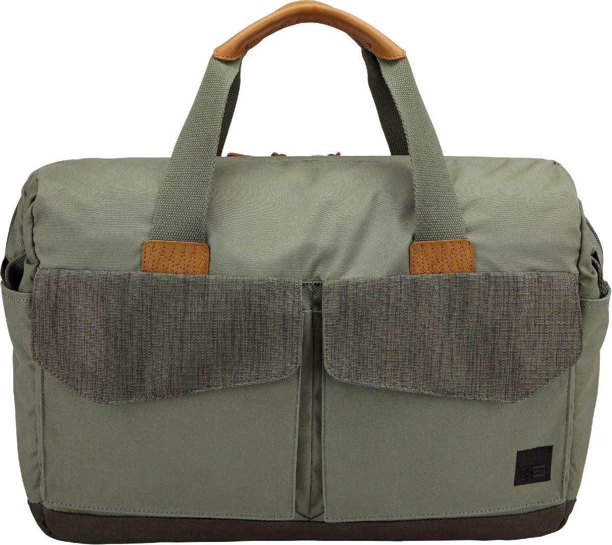 Case Logic LoDo Green, сумка для ноутбука 15,6