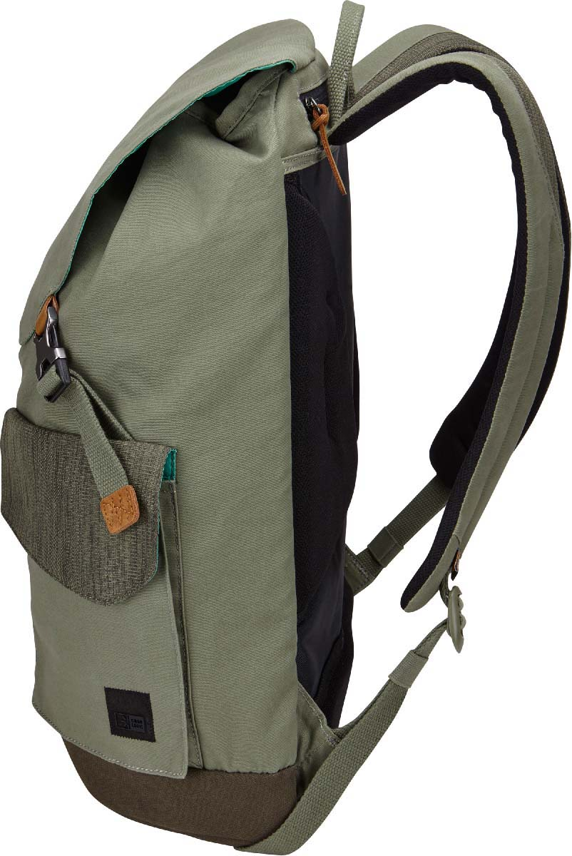Case Logic LoDo Large Backpack Green,рюкзак для ноутбука 15,6