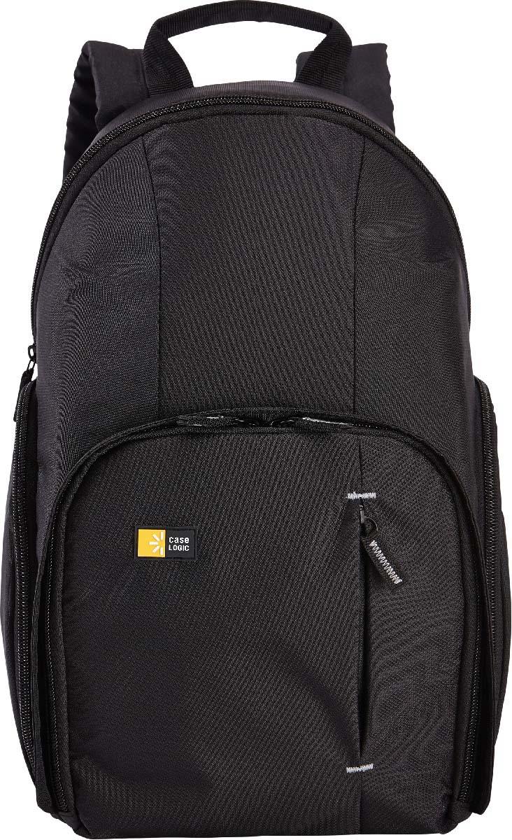 Case Logic TBC-411 Black, рюкзак для DSLR-камеры сумка для фотоаппарата case logic tbc 406 black