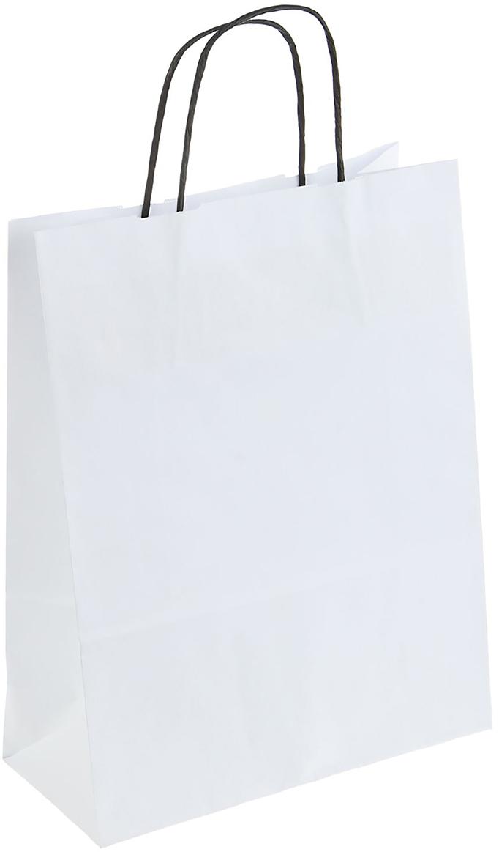 Пакет подарочный Радуга, цвет: белый, 32 х 25 х 11 см. 13258621325862Любой подарок начинается с упаковки. Что может быть трогательнее и волшебнее, чем ритуал разворачивания полученного презента. И именно оригинальная, со вкусом выбранная упаковка выделит ваш подарок из массы других. Она продемонстрирует самые теплые чувства к виновнику торжества и создаст сказочную атмосферу праздника.