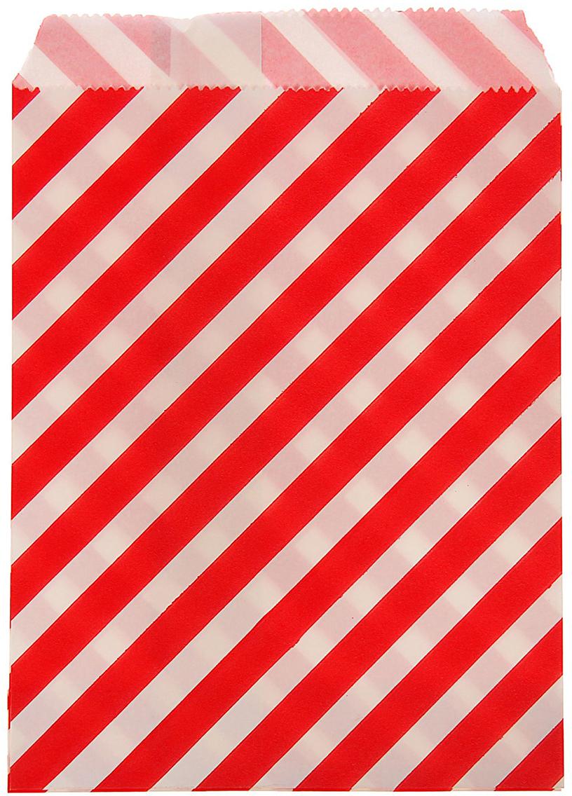 Пакет подарочный Полоска, цвет: красный, 13 х 18 см1398835Любой подарок начинается с упаковки. Что может быть трогательнее и волшебнее, чем ритуал разворачивания полученного презента. И именно оригинальная, со вкусом выбранная упаковка выделит ваш подарок из массы других. Она продемонстрирует самые теплые чувства к виновнику торжества и создаст сказочную атмосферу праздника. Пакет подарочный Полоска - это то, что вы искали.