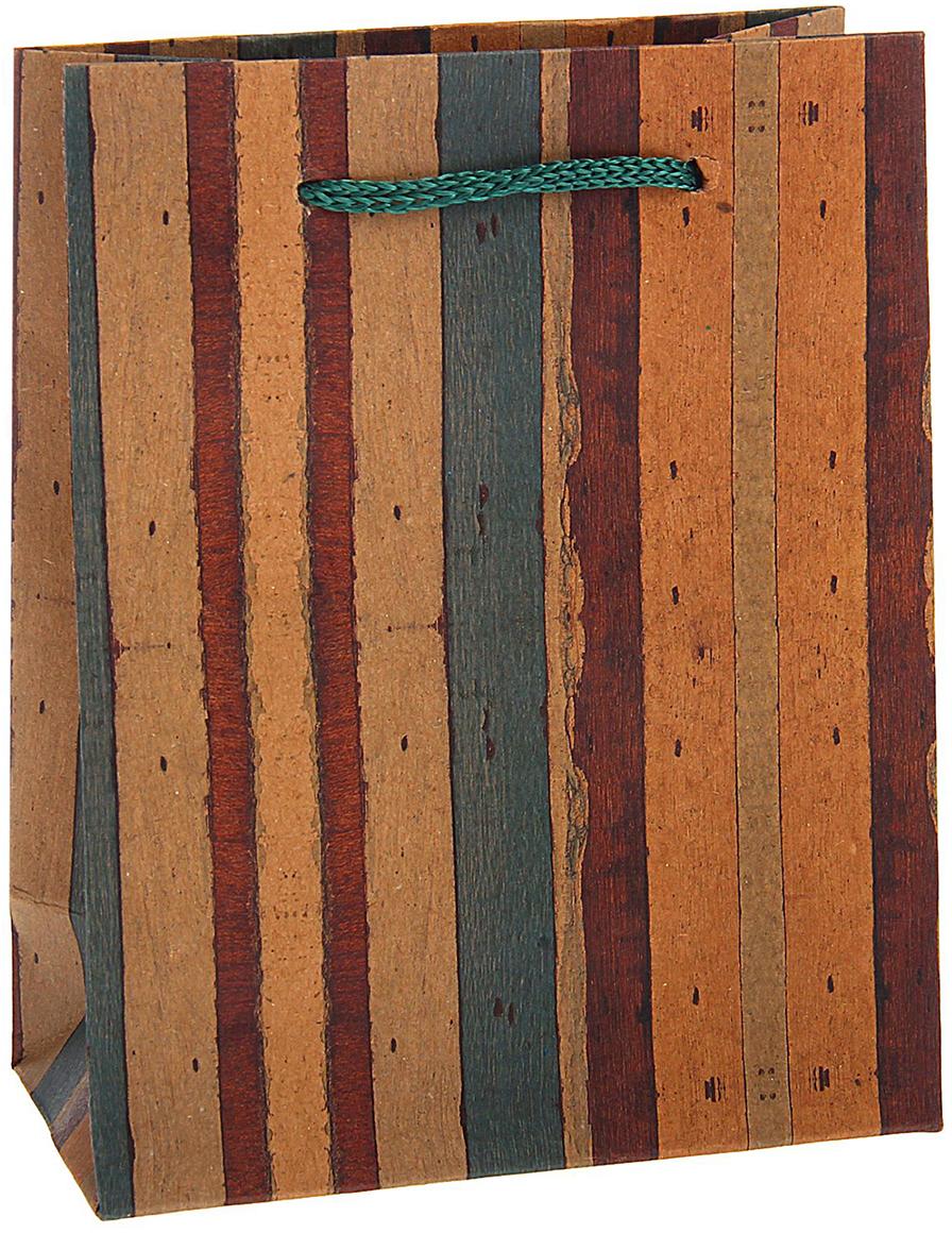 Пакет подарочный Линии, цвет: мультиколор, 11,5 х 6 х 14,5 см. 13988441398844Любой подарок начинается с упаковки. Что может быть трогательнее и волшебнее, чем ритуал разворачивания полученного презента. И именно оригинальная, со вкусом выбранная упаковка выделит ваш подарок из массы других. Она продемонстрирует самые теплые чувства к виновнику торжества и создаст сказочную атмосферу праздника - это то, что вы искали.