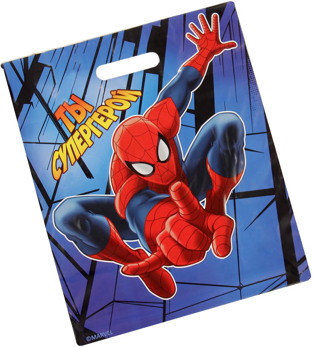 Дети и взрослые будут в восторге от изображения любимых героев Marvel. А содержимое пакета станет еще желанней. Яркий полиэтиленовый пакет сделает подарок особенным и запоминающимся!