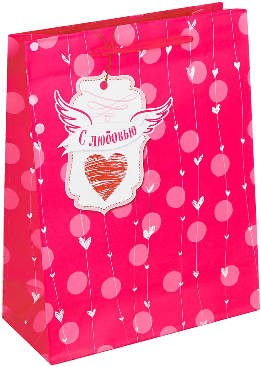 Пакет подарочный Дарите Счастье С Любовью, цвет: мультиколор, 11 х 5,5 х 14 см. 25572632557263Любой подарок начинается с упаковки. Что может быть трогательнее и волшебнее, чем ритуал разворачивания полученного презента. И именно оригинальная, со вкусом выбранная упаковка выделит ваш подарок из массы других. Она продемонстрирует самые теплые чувства к виновнику торжества и создаст сказочную атмосферу праздника - это то, что вы искали. Невозможно представить нашу жизнь без праздников! Мы всегда ждем их и предвкушаем, обдумываем, как проведем памятный день, тщательно выбираем подарки и аксессуары, ведь именно они создают и поддерживают торжественный настрой - это отличный выбор, который привнесет атмосферу праздника в ваш дом!