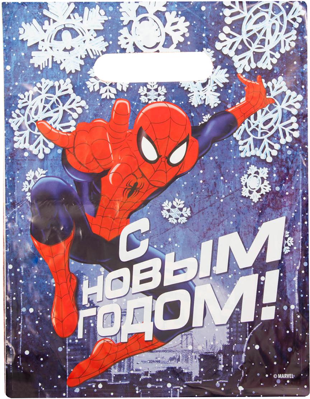 Пакет подарочный Marvel Человек-Паук, 23 х 29,5 см2603374Невозможно представить нашу жизнь без праздников! Мы всегда ждем их и предвкушаем, обдумываем, как проведем памятный день, тщательно выбираем подарки и аксессуары, ведь именно они создают и поддерживают торжественный настрой - это отличный выбор, который привнесет атмосферу праздника в ваш дом!Любой подарок начинается с упаковки. Что может быть трогательнее и волшебнее, чем ритуал разворачивания полученного презента. И именно оригинальная, со вкусом выбранная упаковка выделит ваш подарок из массы других. Она продемонстрирует самые теплые чувства к виновнику торжества и создаст сказочную атмосферу праздника - это то, что вы искали.