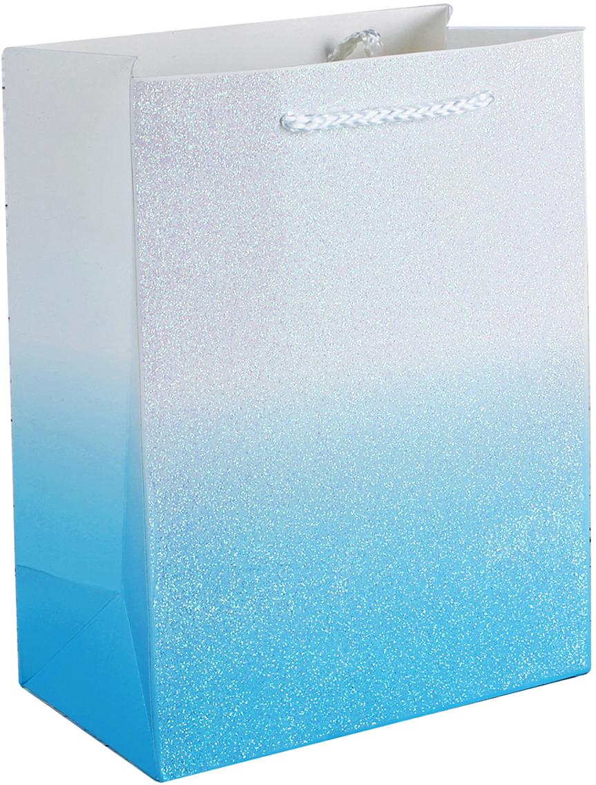 Пакет подарочный Люкс, цвет: голубой, 44 х 31 х 12 см. 26244432624443Любой подарок начинается с упаковки. Что может быть трогательнее и волшебнее, чем ритуал разворачивания полученного презента. И именно оригинальная, со вкусом выбранная упаковка выделит ваш подарок из массы других. Она продемонстрирует самые теплые чувства к виновнику торжества и создаст сказочную атмосферу праздника. Пакет подарочный, люкс - это то, что вы искали.