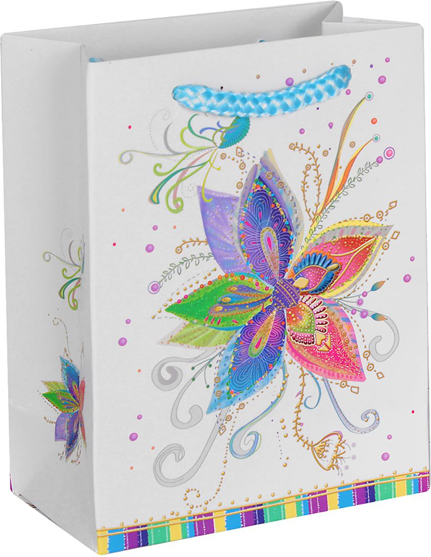 """Любой подарок начинается с упаковки. Что может быть трогательнее и волшебнее, чем ритуал разворачивания полученного презента. И именно оригинальная, со вкусом выбранная упаковка выделит ваш подарок из массы других. Она продемонстрирует самые теплые чувства к виновнику торжества и создаст сказочную атмосферу праздника. Пакет подарочный """"Цветочек"""", люкс - это то, что вы искали."""