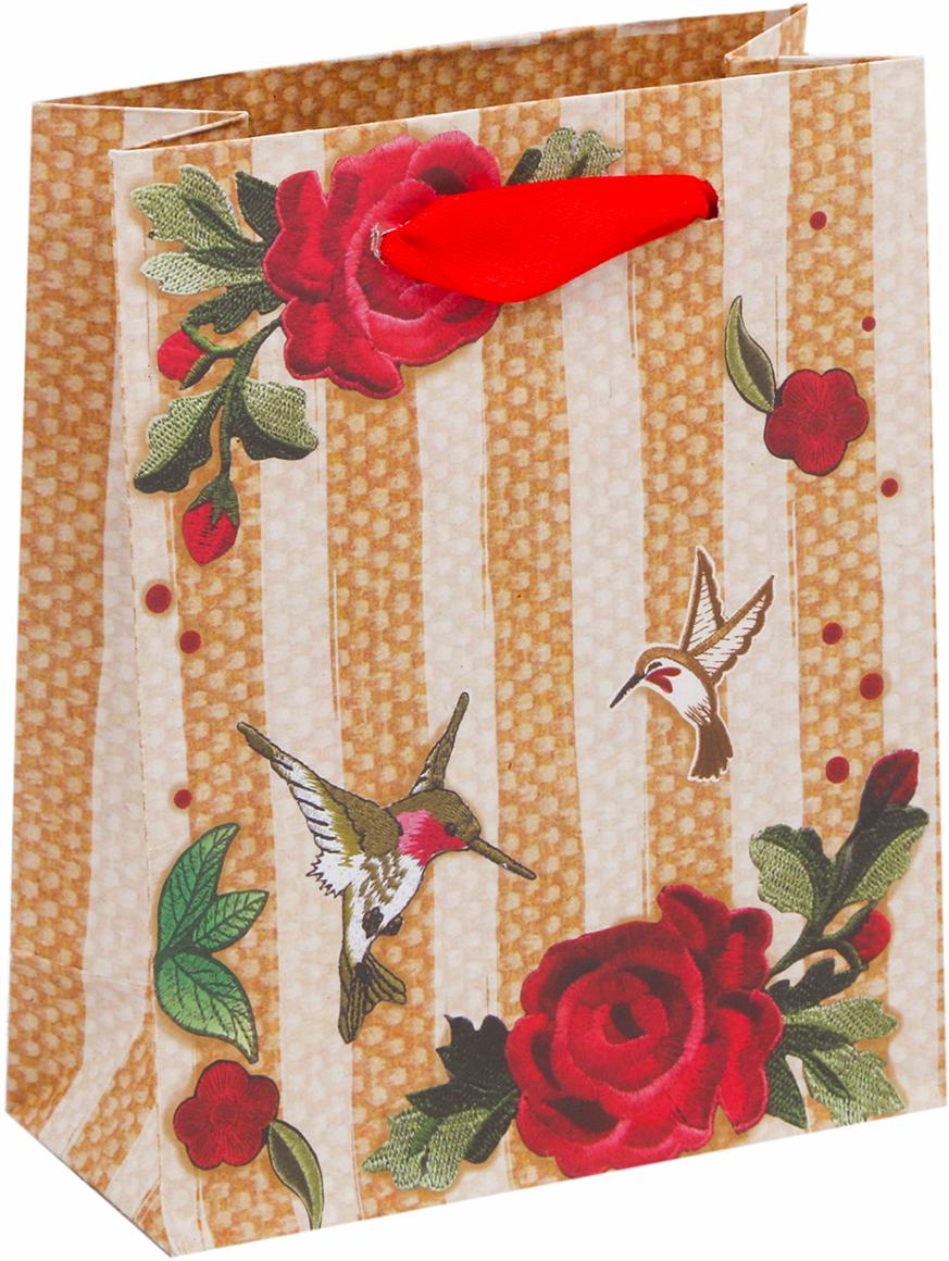 Пакет подарочный Дарите Счастье Ты прекрасна!, цвет: мультиколор, 23 х 8 х 27 см. 26788122678812Любой подарок начинается с упаковки. Что может быть трогательнее и волшебнее, чем ритуал разворачивания полученного презента. И именно оригинальная, со вкусом выбранная упаковка выделит ваш подарок из массы других. Она продемонстрирует самые теплые чувства к виновнику торжества и создаст сказочную атмосферу праздника - это то, что вы искали.